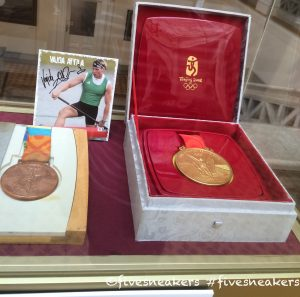 Hungary has an outstanding collection of Olympic medals.