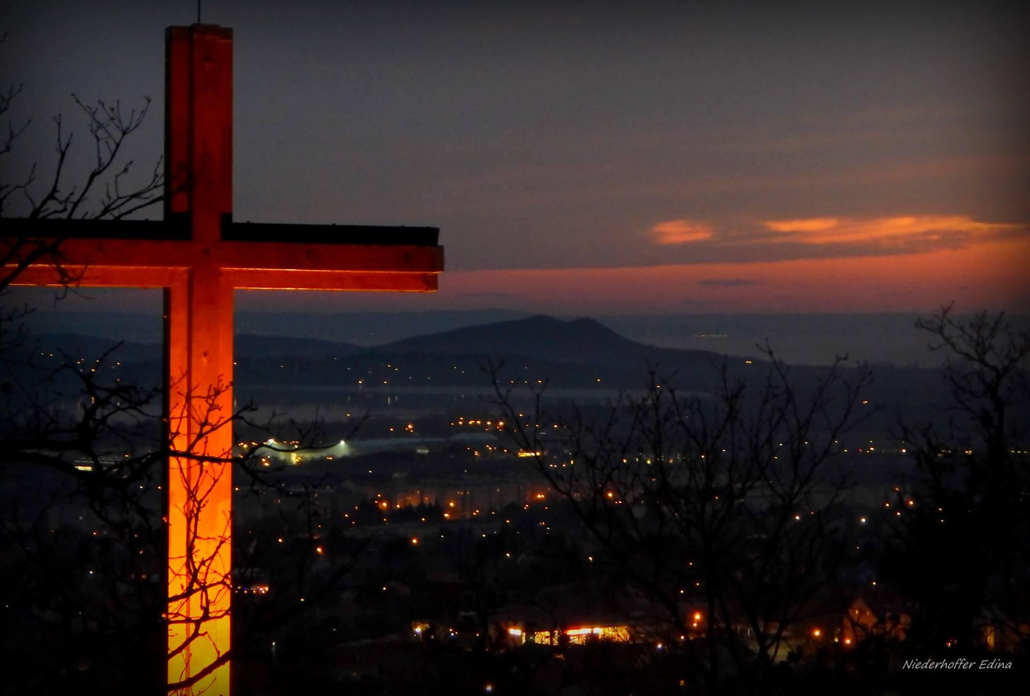 Jókai Look-out Tower, Tamáshegy, Balatonfüred.